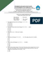 Soal PAS kelas 8 2019 oke.docx