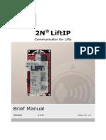 Liftip Quick Start Manual en Cz