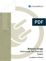 Salwico Cargo Addressable Installation Manual E