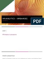 Hr analytics – 18mbahr302.pptx