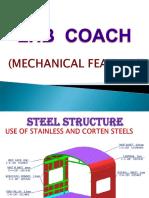 LHB Coach (Mechnical Features)