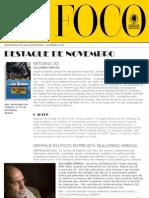 Newsletter de Novembro