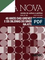 40 anos de greves Revista Lua Nova.pdf