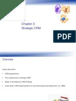 Strategic CRM