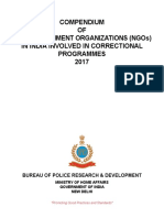 Compendium of NGOs Involved in Prison and Correctional Programmes