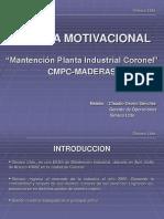 500. Charla Motivacional - CMPC Maderas.ppt