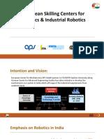 ARC Project Presentation - Indo European Skilling Centers for Mehcatronics and Industrial Robotics (1).pdf