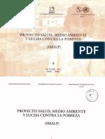 Proyecto Salud Medioambiente y Lucha Contra La Pobreza