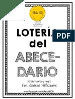 Lotería Abecedario