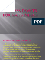 4.1 WIRELESS DEVICES FOR MCOM.ppt