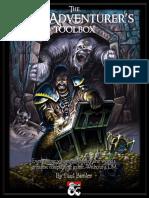 5E Solo Gamebooks - The Solo Adventurer's Toolbox