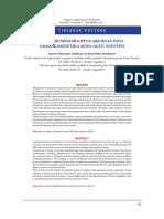 Efek hipoalbumin pada obat anestesi