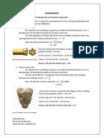 Rock Excavation Engineering Assignment