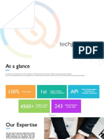 Techjockey.com - Company Presentation | Company Profile
