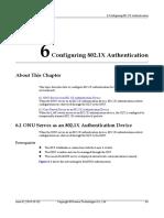 01-06 Configuring 802 1X Authentication