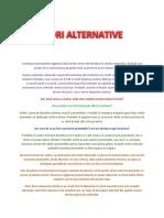 Teori Alternative