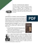 POSICIONES EN CONTRA DE LA CIENTIFICIDAD DEL DERECHO.pdf