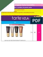 Catalogo Tarte Vzla online DOLAR.xlsx