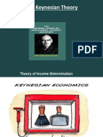 S3M.  Keynesian Theory
