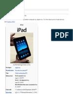 Maneja iPad