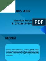 PPT HIV-AIDS