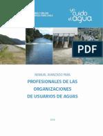 Manual Profesionales Derecho de Aguas