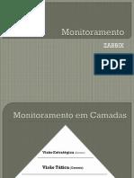 Monitoramento Zabbix