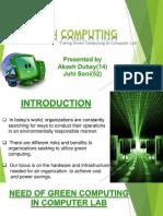 Taking Green Computing to computer lab (1)
