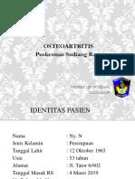 Osteoarthritis Puskesmas.pptx