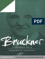(Cambridge music handbooks) Korstvedt, Benjamin M._ Bruckner, Anton-Anton Bruckner, Symphony no. 8-Cambridge University Press (2000).pdf