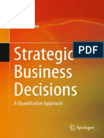 2014 Book StrategicBusinessDecisions