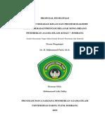 Cover Metode Penelitian.doc