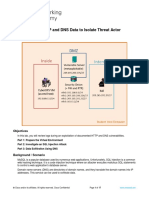 12.4.1.1 Lab - Interpret HTTP and DNS Data to Isolate Threat Actor.pdf