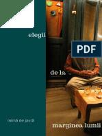 Elegii de la marginea lumii, autor Emanuel Pope