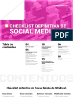 Check list definitiva redes sociales