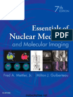 2018 Essentials of Nuclear Medicine and Molecular Imaging 7th Edition
