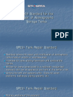 STI SP001 - SP031 Repairs 5th Edition Guidelines