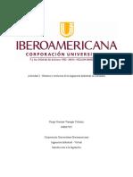 Actividad 3 - Ingeniería Industrial en Colombia