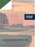 2020 Common Agenda_9.23