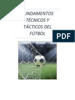 Fundamentos Técnico Tácticos Del Fútbol