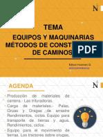 Semana 11 - Equipos y maquinarias en Construccion.pdf