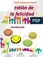 Presentación Gestión de La Felicidad