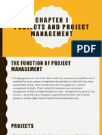 Project Management - Salumbides