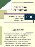 Aula 6 Arranjo Fisico Das Opera%c7%d5es