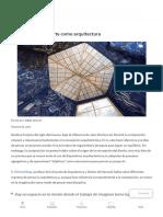La concepción del arte como arquitectura _ ArchDaily Perú.pdf