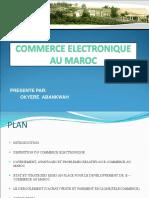 31387896 Le Commerce Electroniques Au Maroc