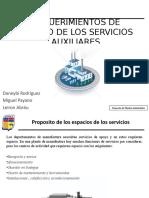 Requerimientos de espacio de los servicios auxiliares (1) (2).ppt