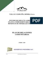 Plan de Relaciones Comunitarias - Óxidos