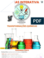 EF06CI02 - Transformações Químicas