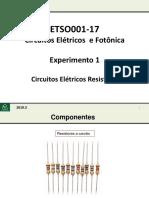 Aula Experimento1 CircuitosCC
